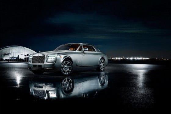 Limited Edition Rolls-Royce Phantom Coupe Aviator