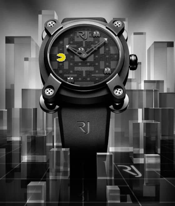 Romain Jerome PAC MAN watches