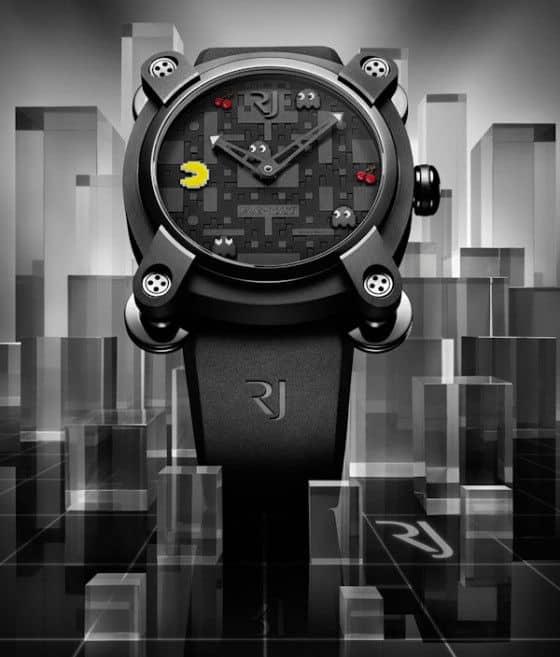 Romain Jerome PAC-MAN watches