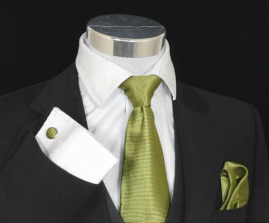 men's accessories ties cufflinks handkerchief set