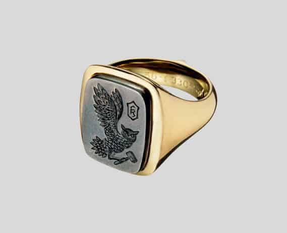 ak47 jewelry ak47 jewellery Fonderie47 signet ring
