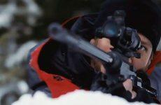 bourne legacy sniper rifle