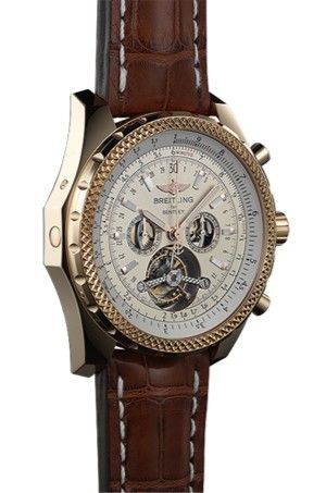 Limited Edition Breitling Mulliner Tourbillon watch