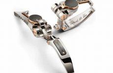 ak47 jewelry ak47 jewellery Fonderie47 connectible cufflinks
