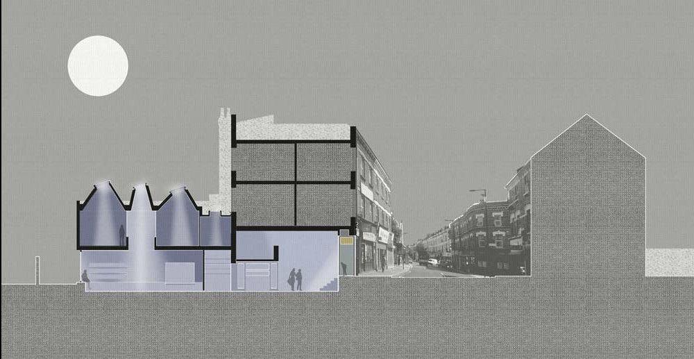 hidden house london teatum+teatum underground diagram