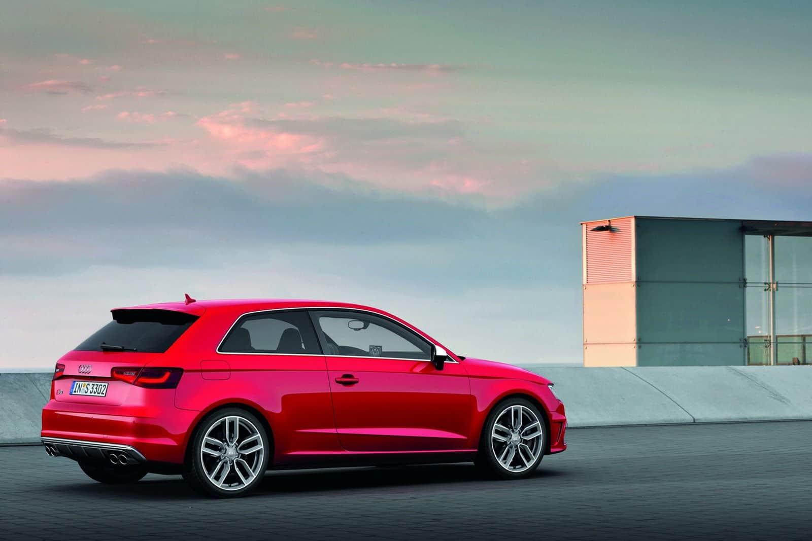 2013 Audi S3 Hatchback