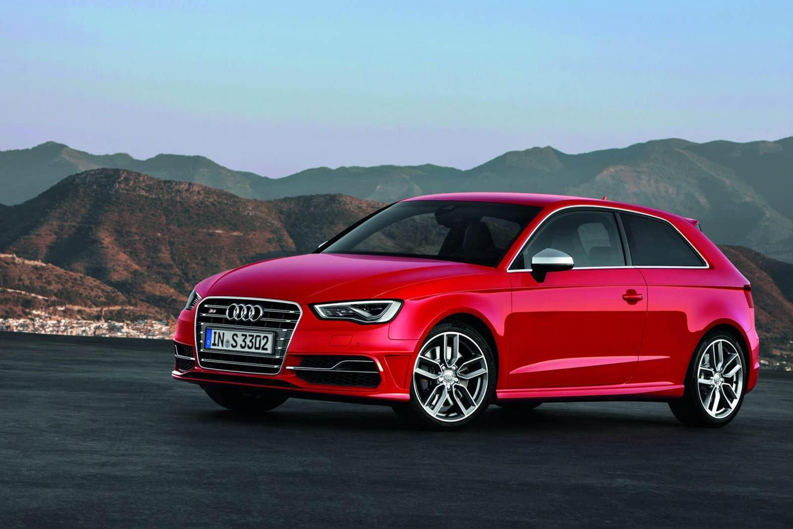 2013 Audi S3 Hatchback price
