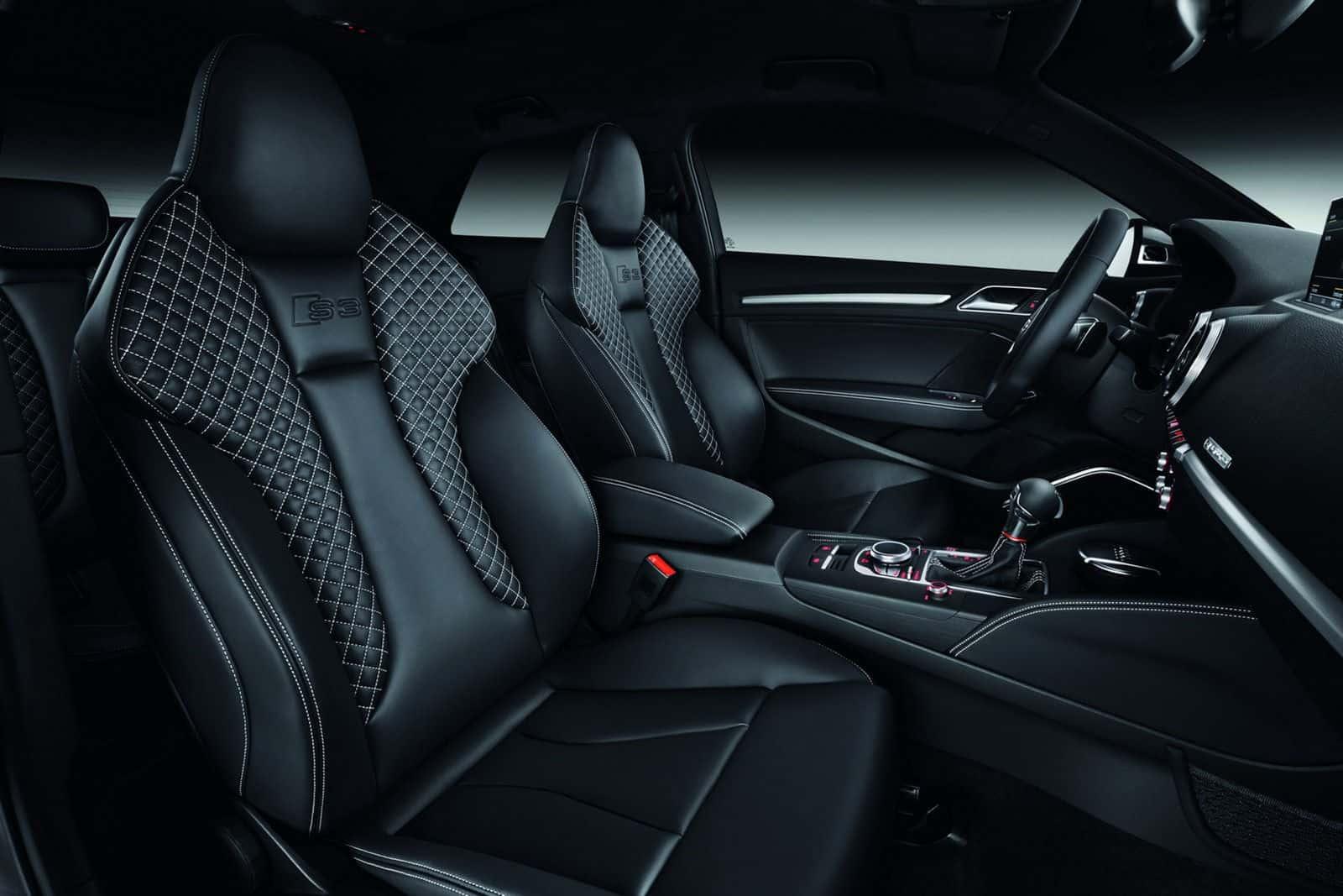 2013 Audi S3 Hatchback interior