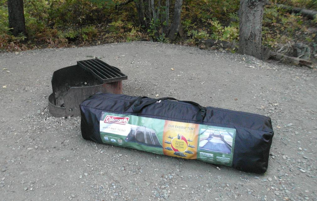 Instant Tent by Coleman Save. image-37743 & Review: Coleman 8 Person Instant Tent - Unfinished Man