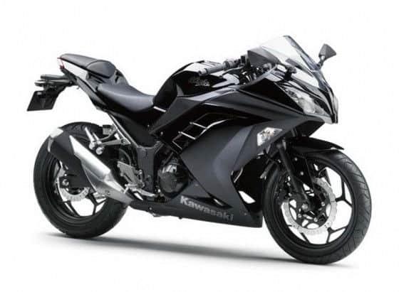 Kawasaki Ninja 300 sports bike