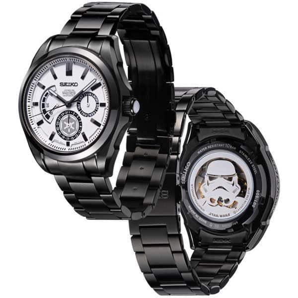 Seiko Star Wars Stormtrooper Watches
