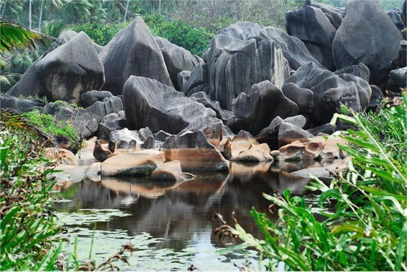 seychelles vacations la digue granite islands