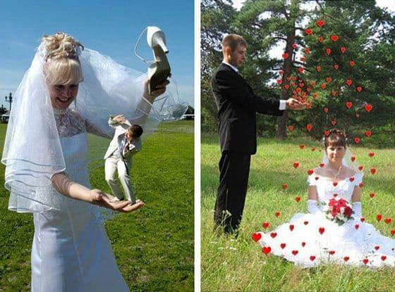 Russian Wedding Fun