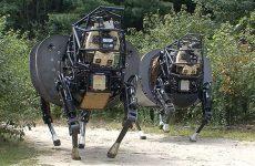 darpa ls3 dog mule