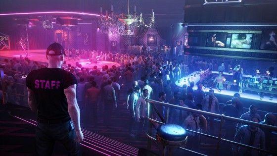 agent 47 nightclub disguise