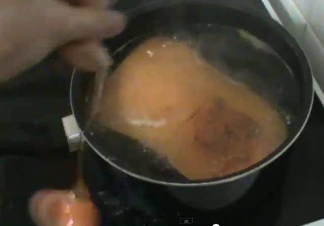 how to basic cooking smashing egg squash soup