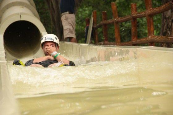 vallarta adventures waterslide