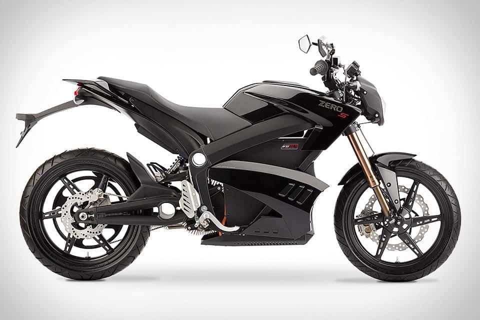 2013 Zero S Electric Motorcycle