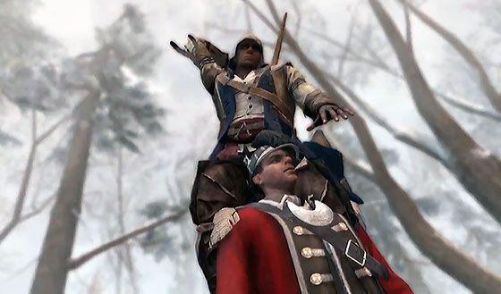 assassins creed3 its a revolution