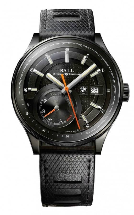 BMW watches by BALL