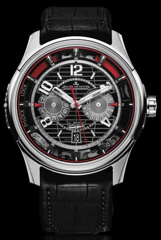 Jaeger-LeCoultre AMVOX7 Chronograph Aston Martin Watch