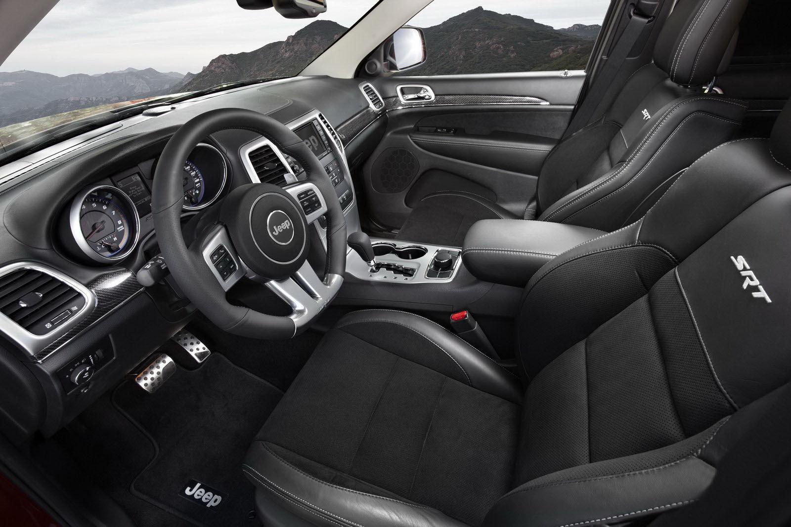 Jeep 2008 jeep grand cherokee interior : Jeep Grand Cherokee Srt 2016 Interior - Best Accessories Home 2017