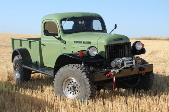 Legacy Classic Power Wagon Truck