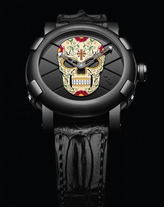 Romain Jerome Dia de los Muertos Watches