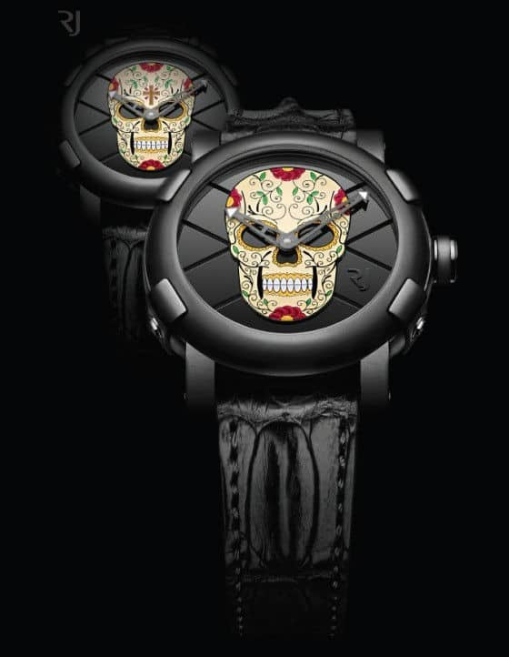 Romain Jerome day of the dead Watches