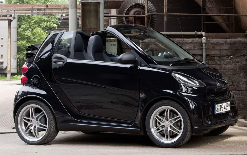 Smart fortwo by Brabus - Unfinished Man