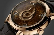 Vacheron Constantin Year of the Snake Gold Watches
