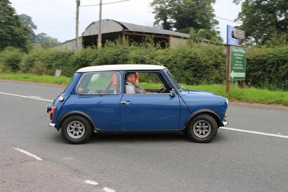 Affordable european classic cars for your garage for Garage austin mini
