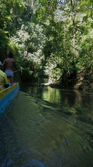 Embero-boat