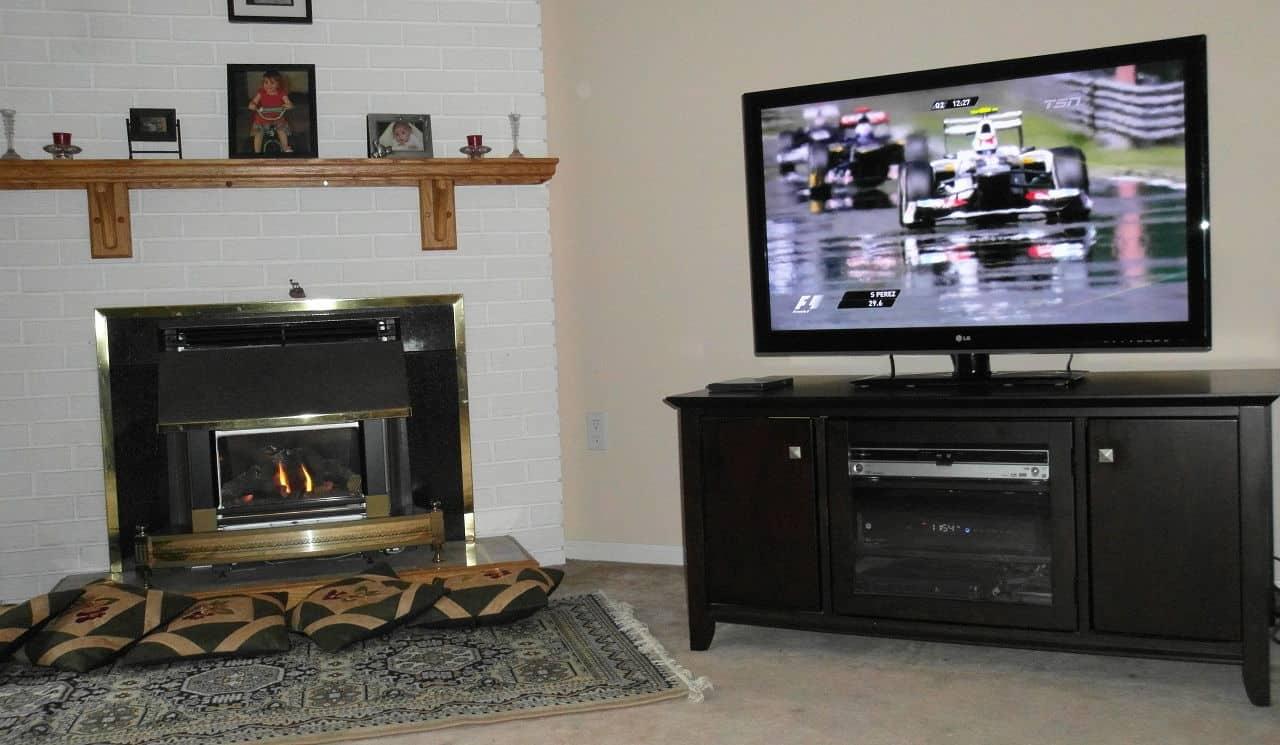 LG Electronics 42LS3400 TV