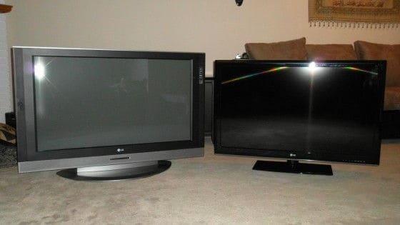 LG 42LS3400 TV