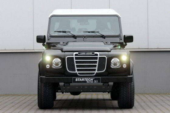 Startech Land Rover Defender Series 3.1