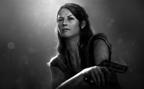 last of us tess concept art