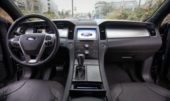2013 Ford Taurus interior pictures