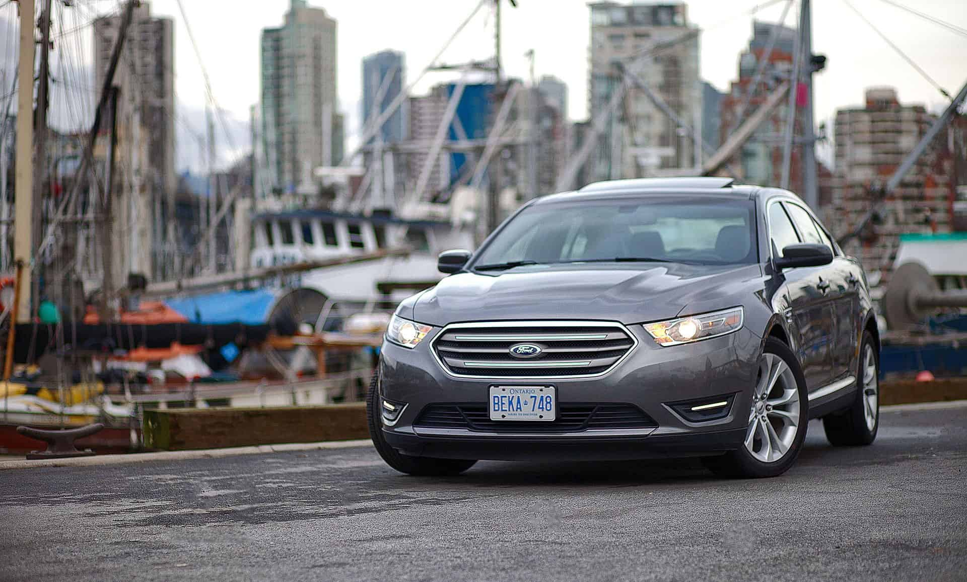 2013 Ford Taurus SEL EcoBoost Review Unfinished Man