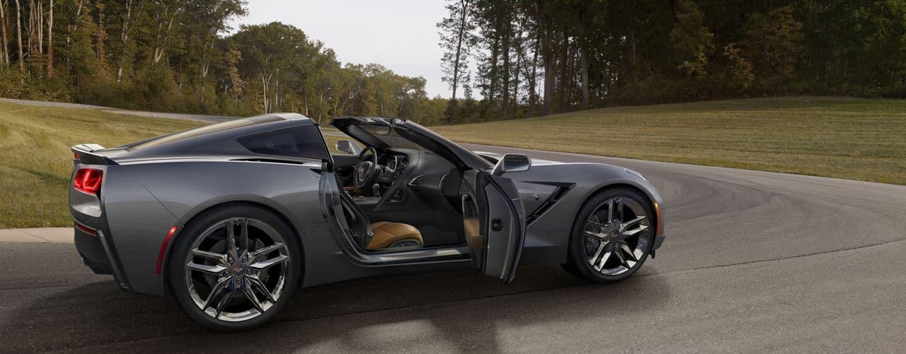 2014 Corvette Singray targa top