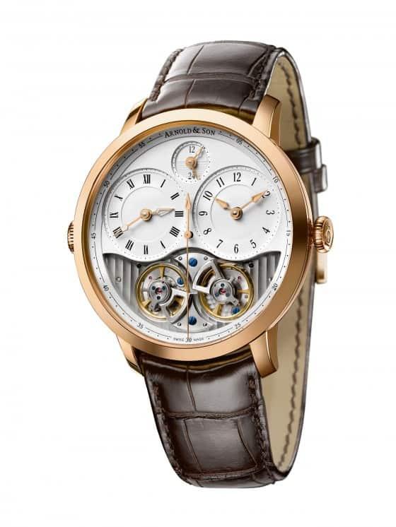 Arnold & Son DBG Gold watches