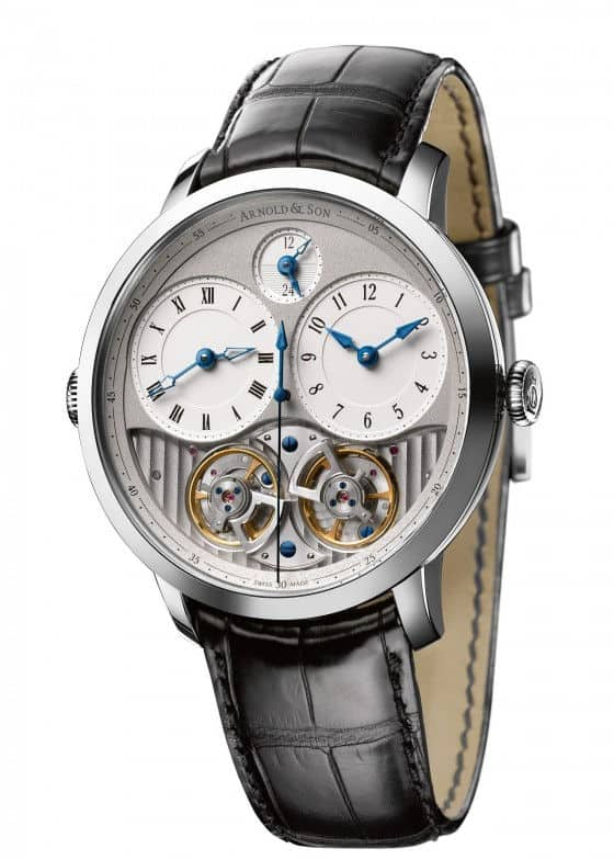Arnold & Son DBG Stainless Steel watches