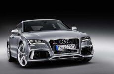 2014 Audi RS7 Sportback front