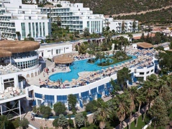 Bodrum Holiday Resort in Turkey
