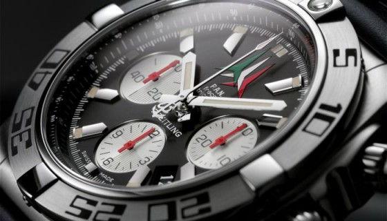 Breitling-Chronomat-44-Frecce-Tricolori-Watch-2