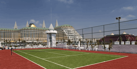 Delphin Imperial Luxyr Hotel in Turkey
