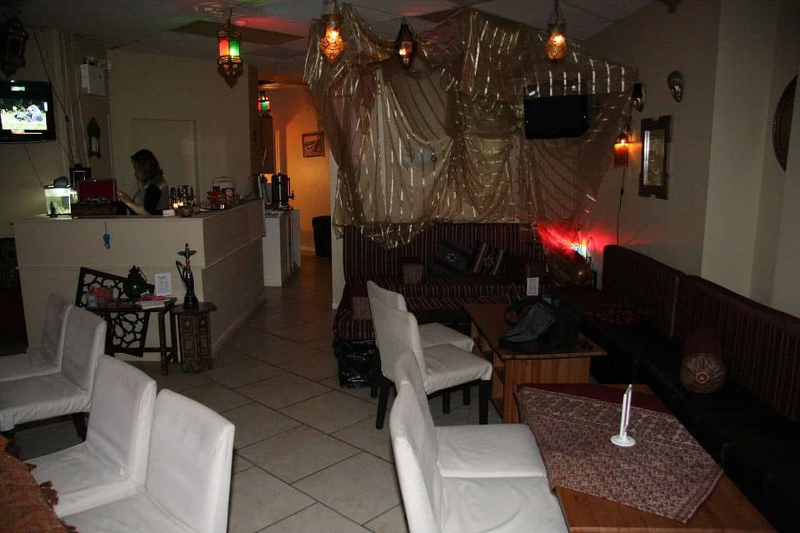 Kayan Hookah Lounge in Port Moody, BC