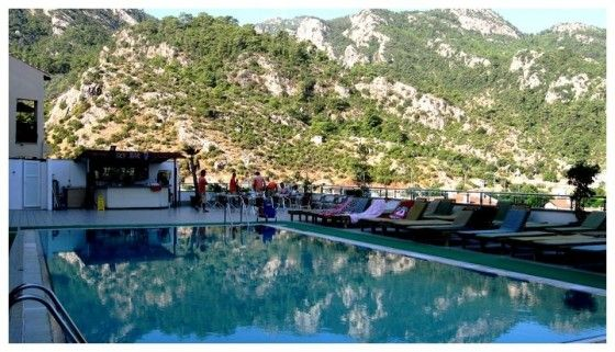 My Meric Hotel Resort in Turkey