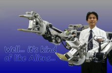 active link powerloader exoskeleton