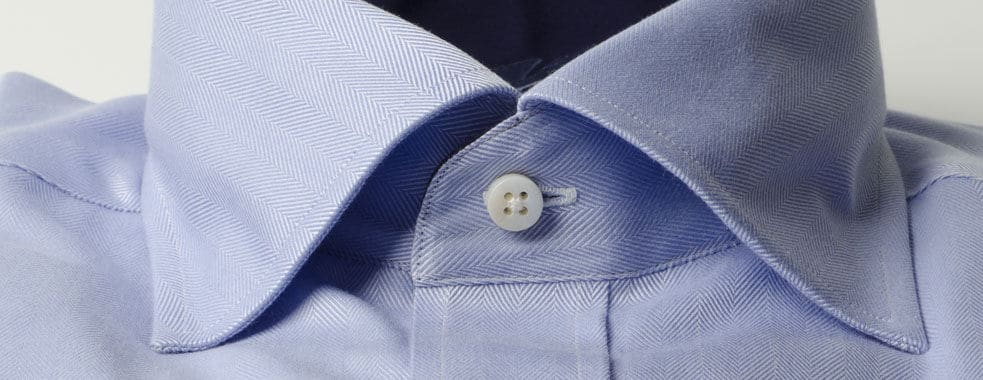 hall & madden cheap designer dress shirts collar detail